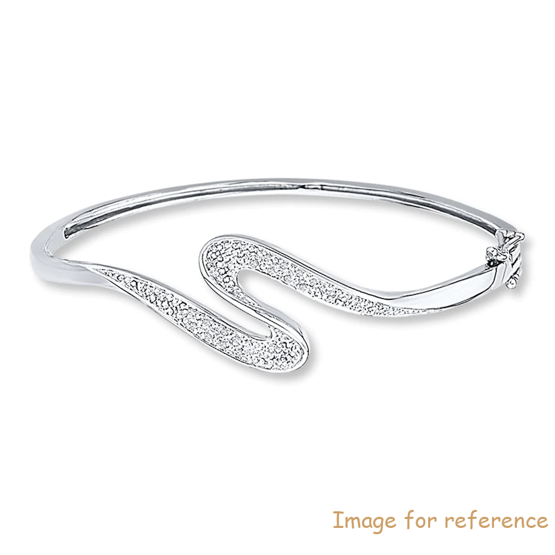 Bangle Sterling Silver China Factory Wholesale OEM