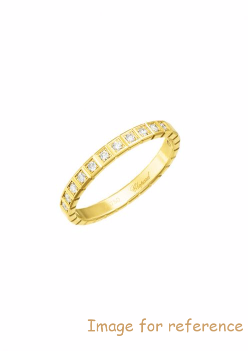 Cubic Zirconia RING YELLOW GOLD Jewelry OEM Factory