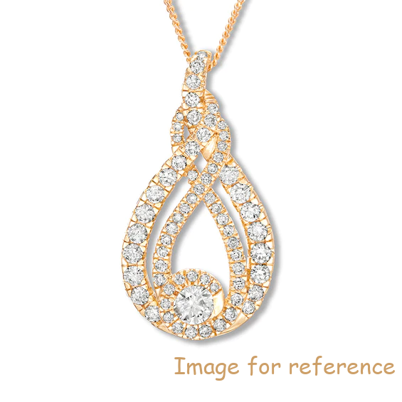 Necklace 10K Yellow Gold OEM Jewelry manufacturers