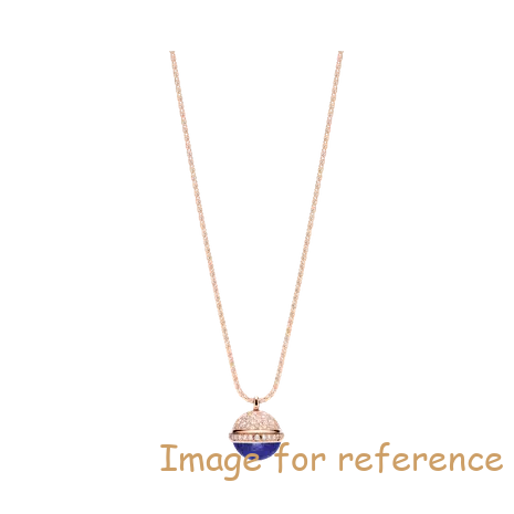 925 silver OEM pendant in 18K rose gold manufacturer custom wholesale