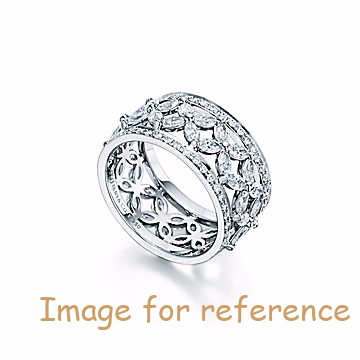OEM 925 sterling silver Band Ring manufacturer custom wholesaler1