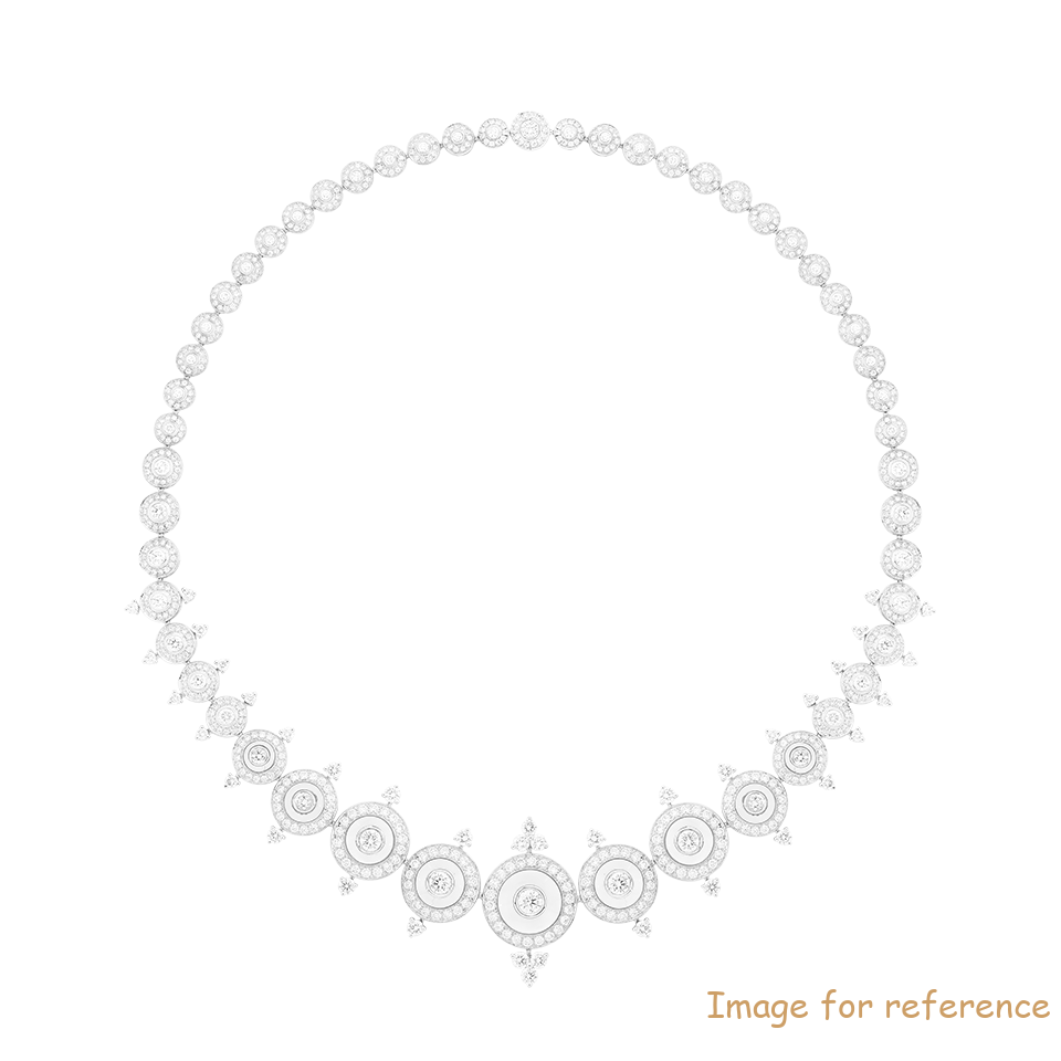 necklace in white gold 925 Sterling Silver Wholesale
