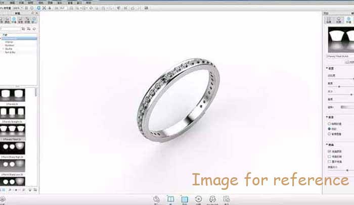 Custom-jewelry-Creating-3D-Mold