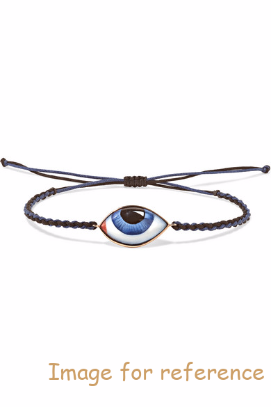 enamel bracelet Silver