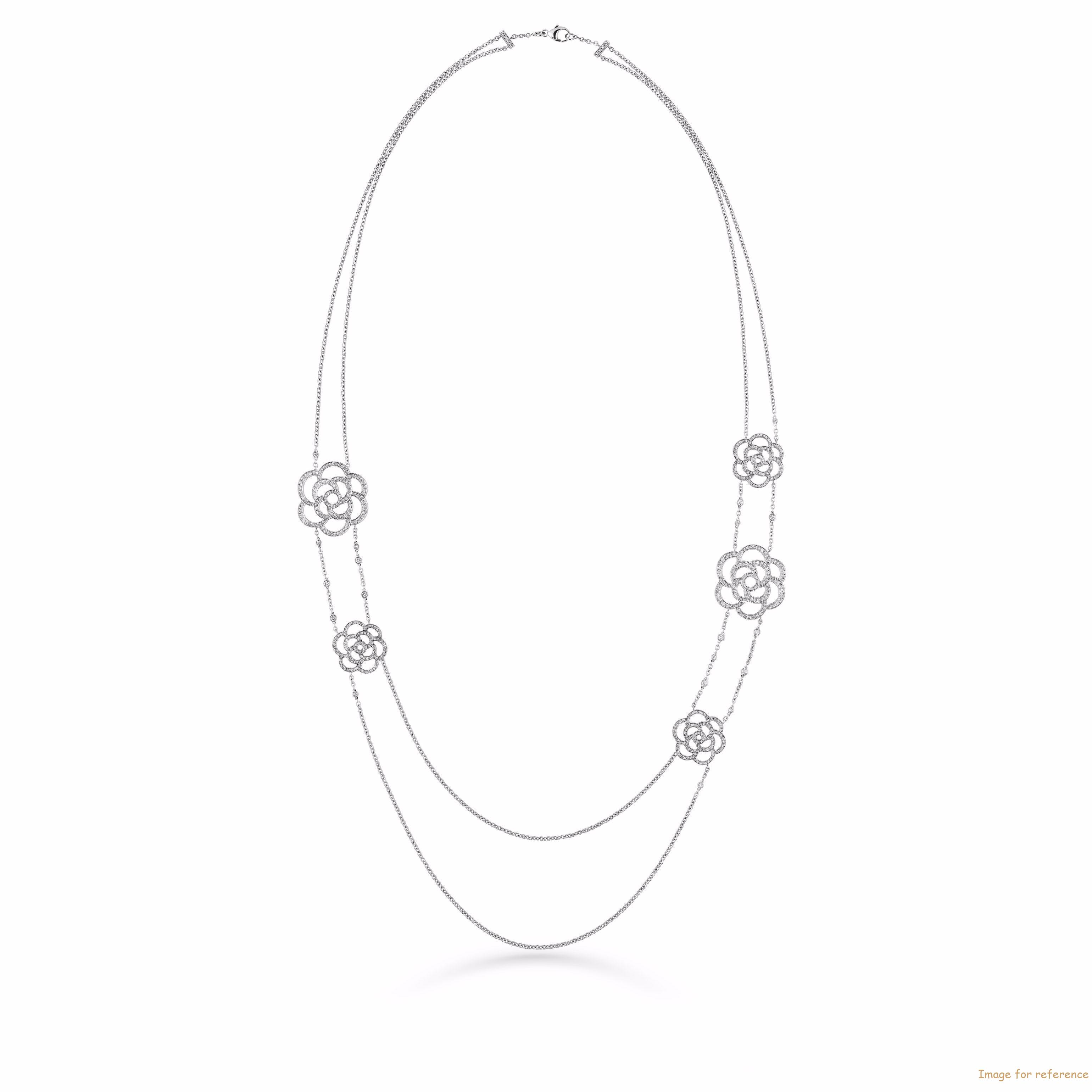 two-row necklace