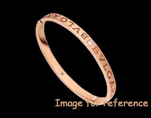 18K rose gold bangle bracelet OEM jewelry manufacturer custom wholesale2