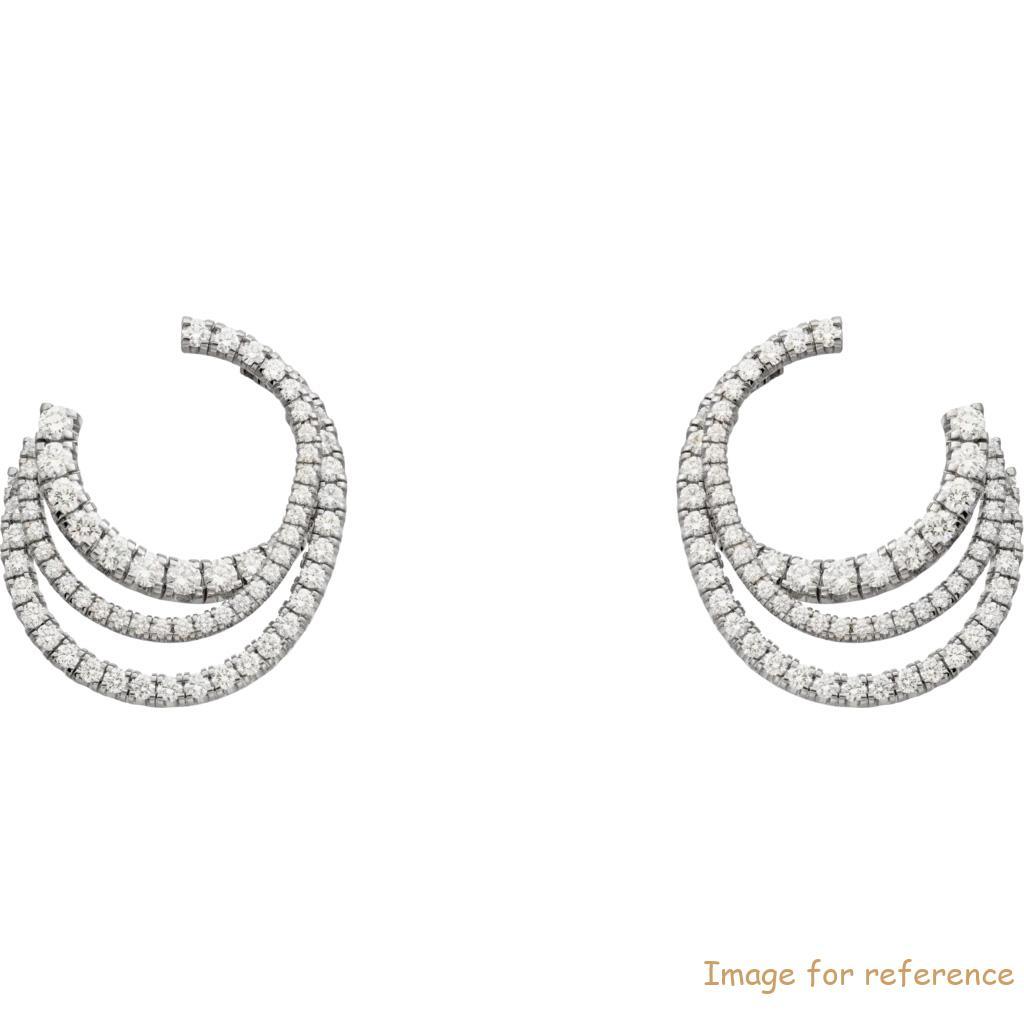 Customized 925 Silver Earrings jewelry OEM ODM factory