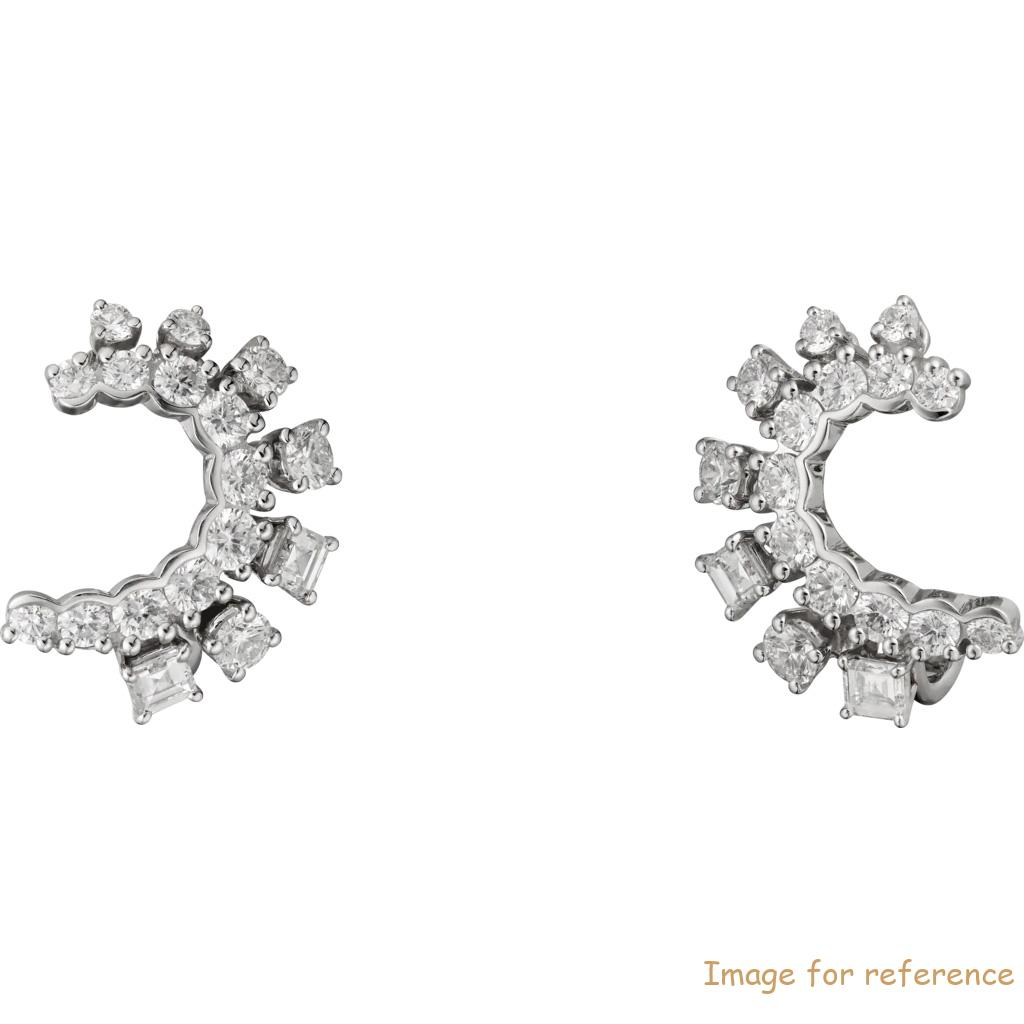 Customized Sterling Silver Earrings Collection manufacturer