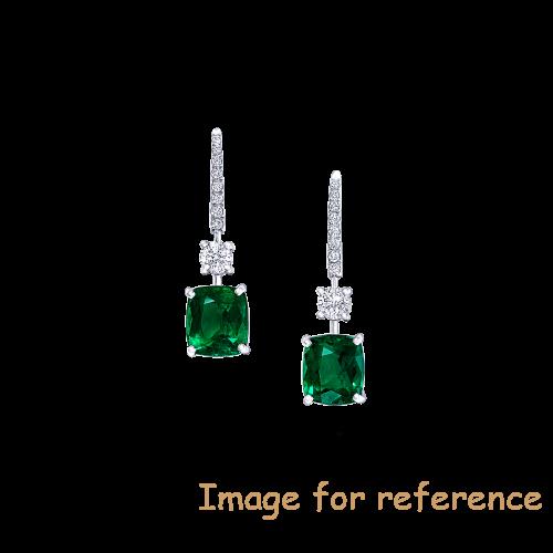 Earrings 925 silver jewelry manufacturer OEM