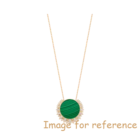 OEM Jewelry pendant in 18K rose gold Jewelry Manufacturer