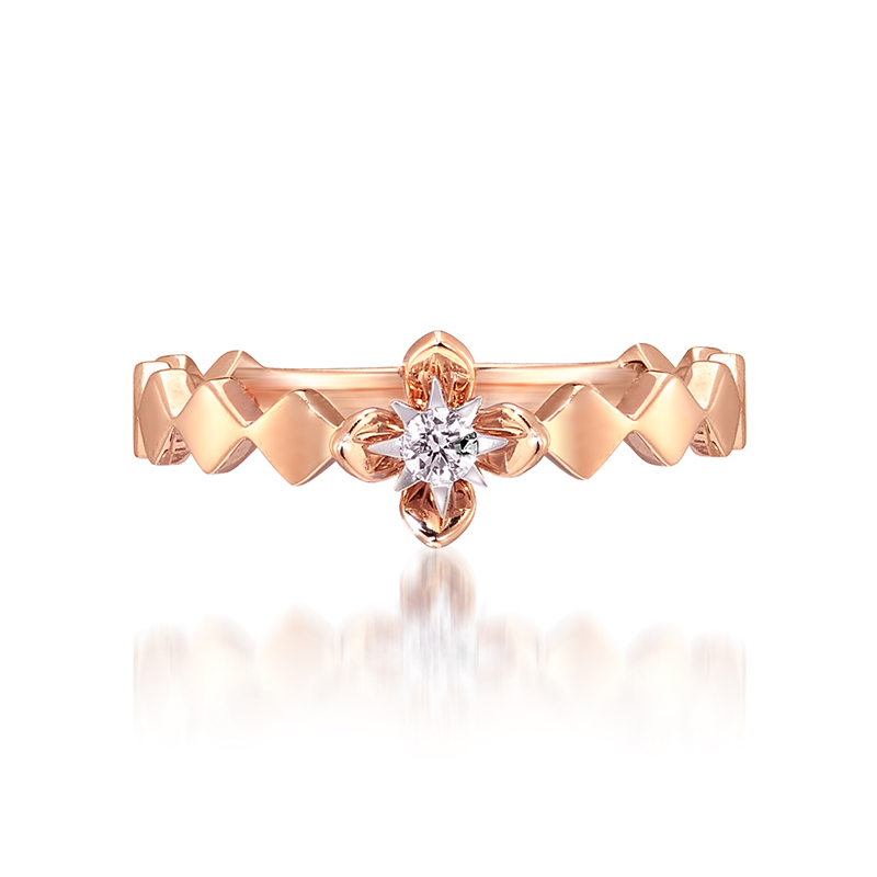 Brightest Flower Ring