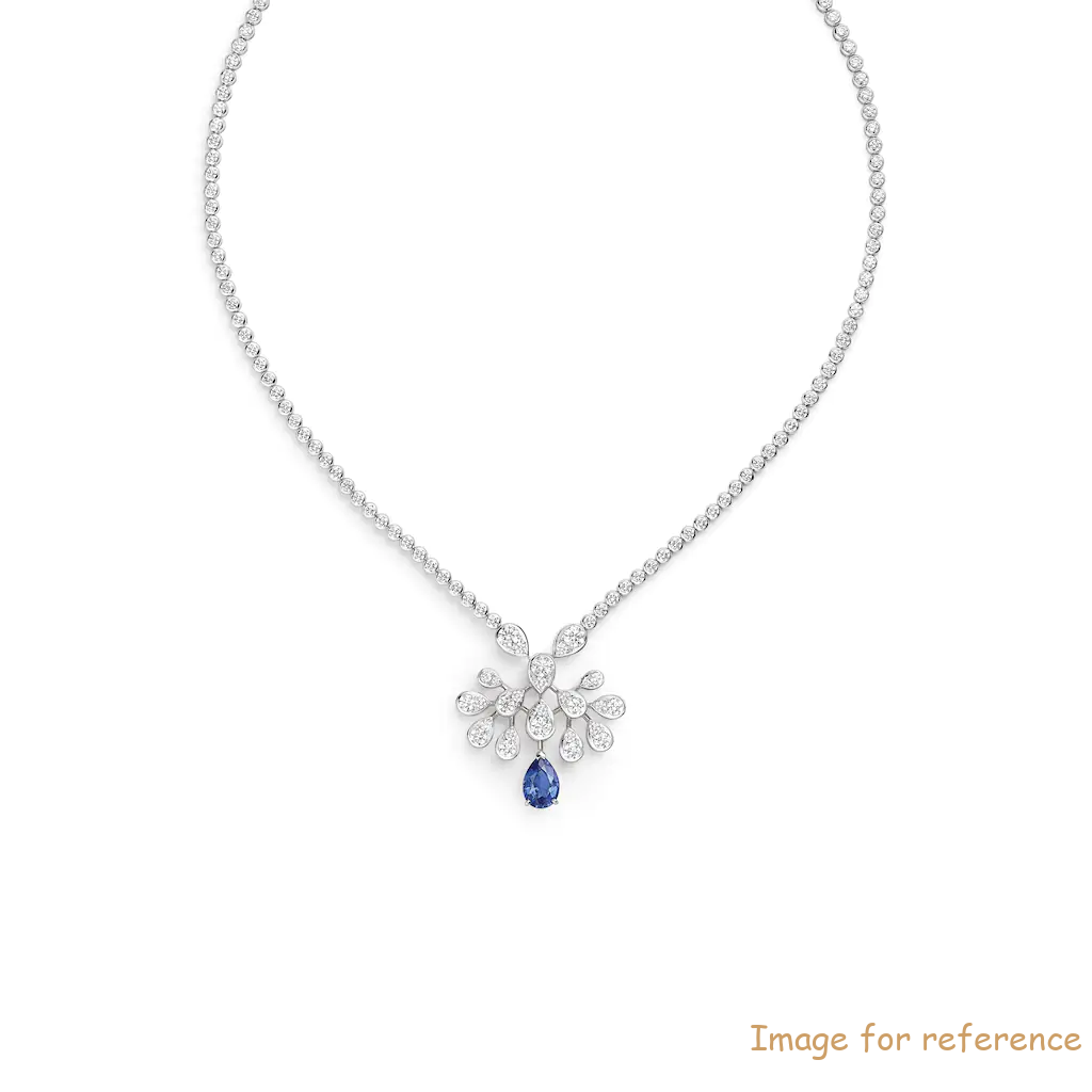 Necklace Wholesale 925 Silver Jewelry factory