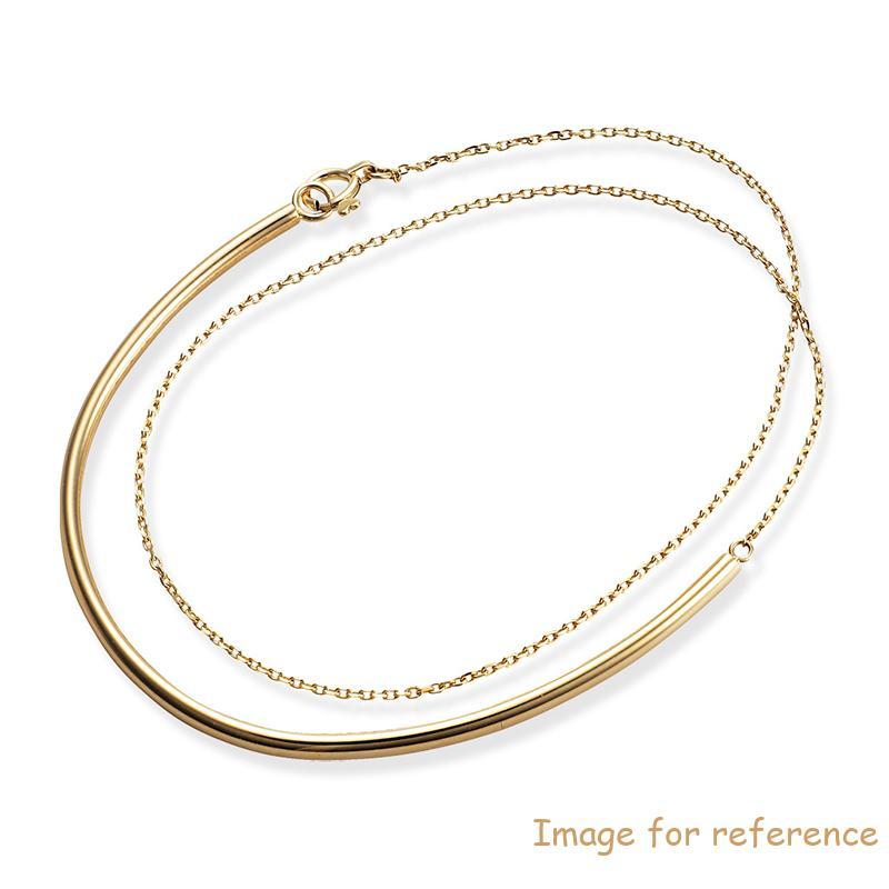 Half Bangle Bracelet