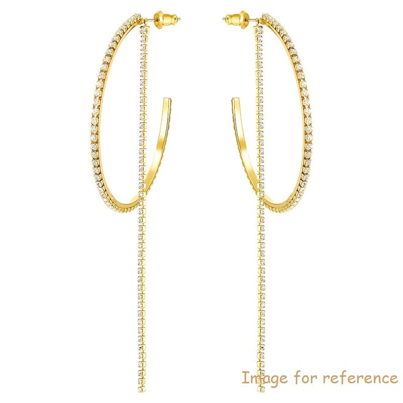 Adjule White Yellow Gold Plated